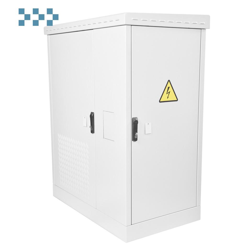 Шкаф всепогодный напольный укомплектованный ЦМО ШТВ-2-36.10.9-43А3-Т1