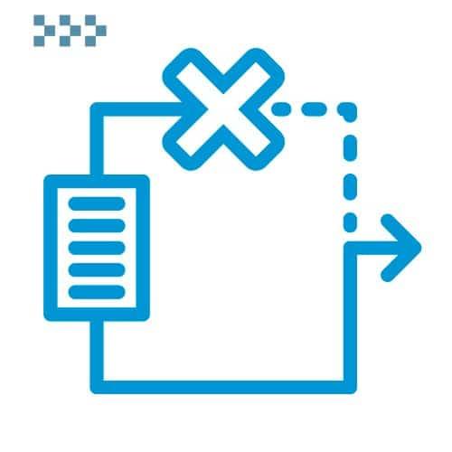 Резервирование 1 канала с отображением Macroscop
