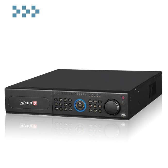 Сетевой видеорегистратор Provision-ISR NVR8-32800F-16P(2U)