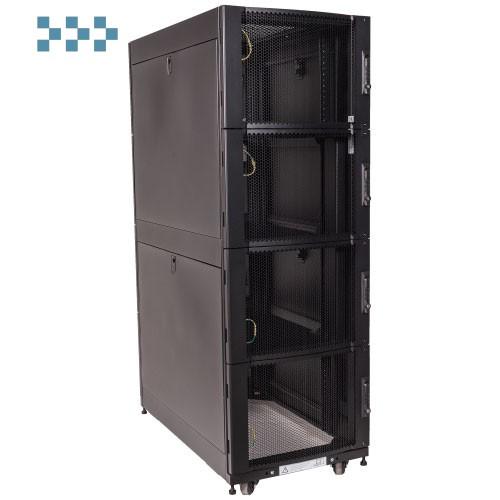 Шкаф серверный 19″ серии DCS LAN-DC-CBP4-42Ux6x10