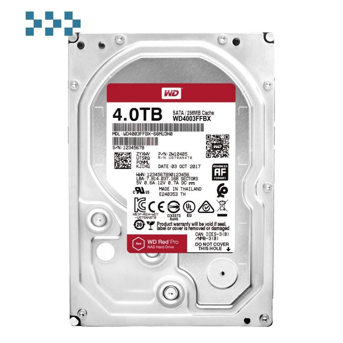 Жесткий диск WD WD4003FFBX
