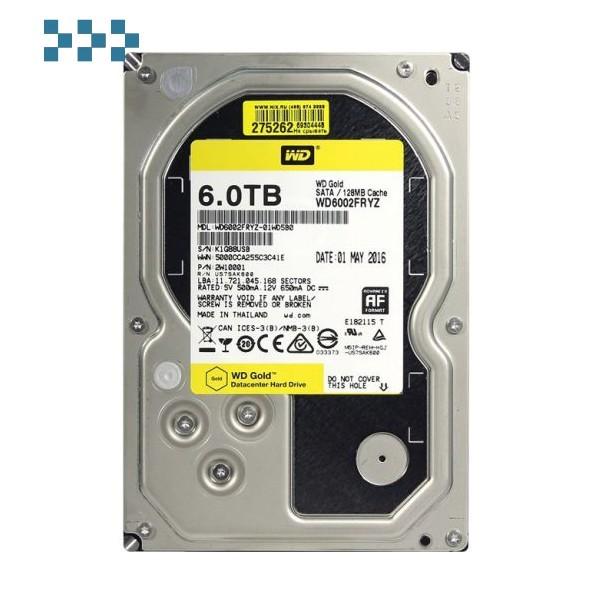 Жесткий диск WD WD6002FRYZ