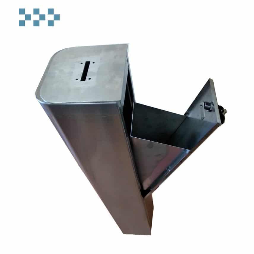 Стойка металлическая для картоприемника ZKTeco Stand column