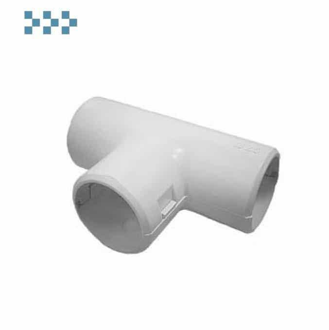 Тройник для труб D16 мм Ecoplast 41316
