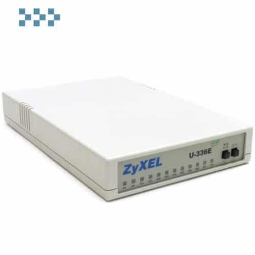 Факс-модем Zyxel U-336E Plus EE