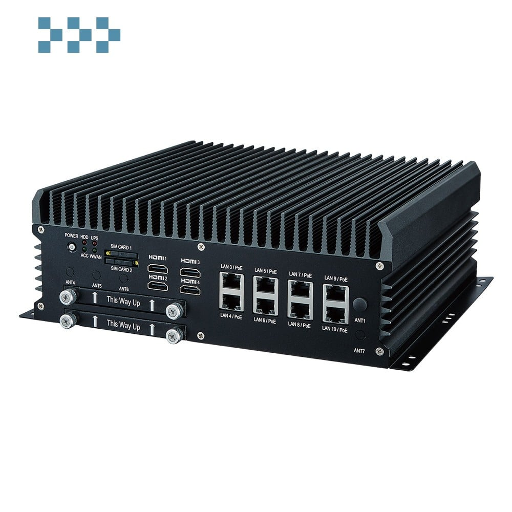Компьютер промышленный Sintrones ABOX-5200G1-i3