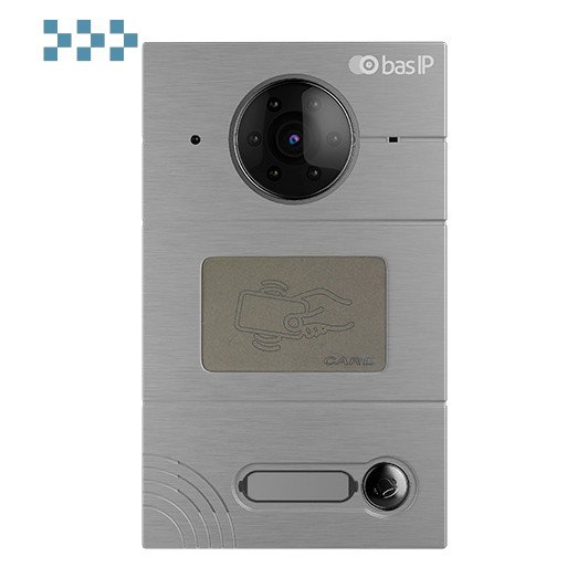 Вызывная панель BAS-IP AV-01MD GREY