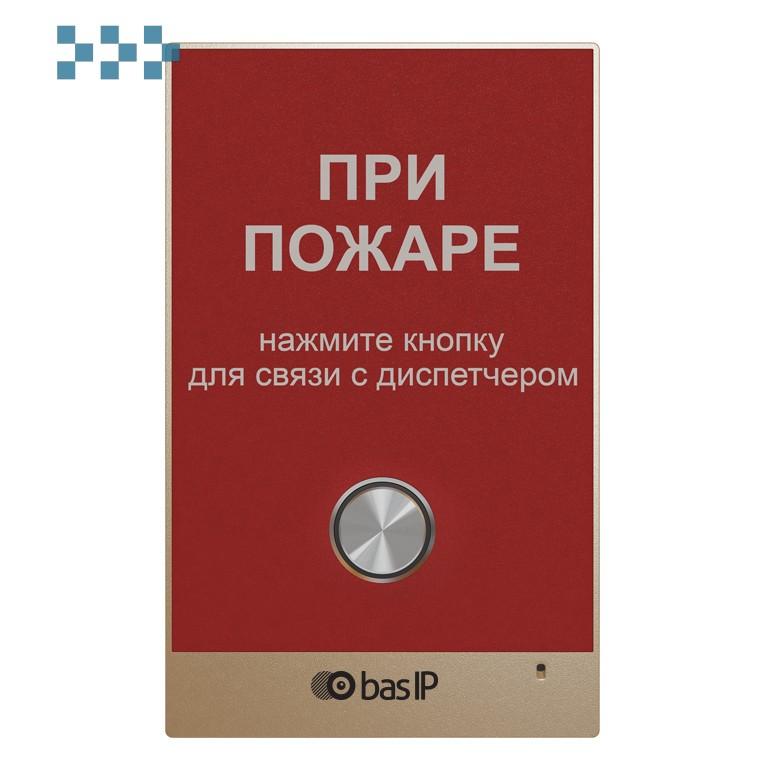 Вызывная панель BAS-IP AV-02FP RED