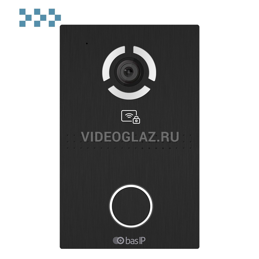 Вызывная панель BAS-IP AV-03BD BLACK