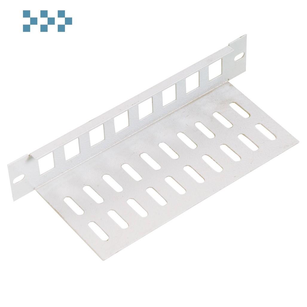 Патч-панель 10″ для 8 разъемов RJ-45, keystone ЦМО ПТ-8-10