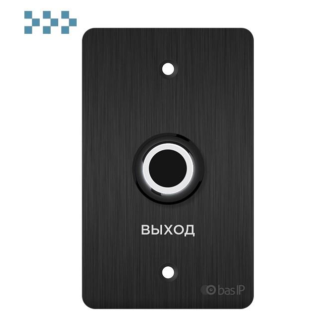 Пьезоэлектрическая кнопка выхода BAS-IP SH-45R BLACK