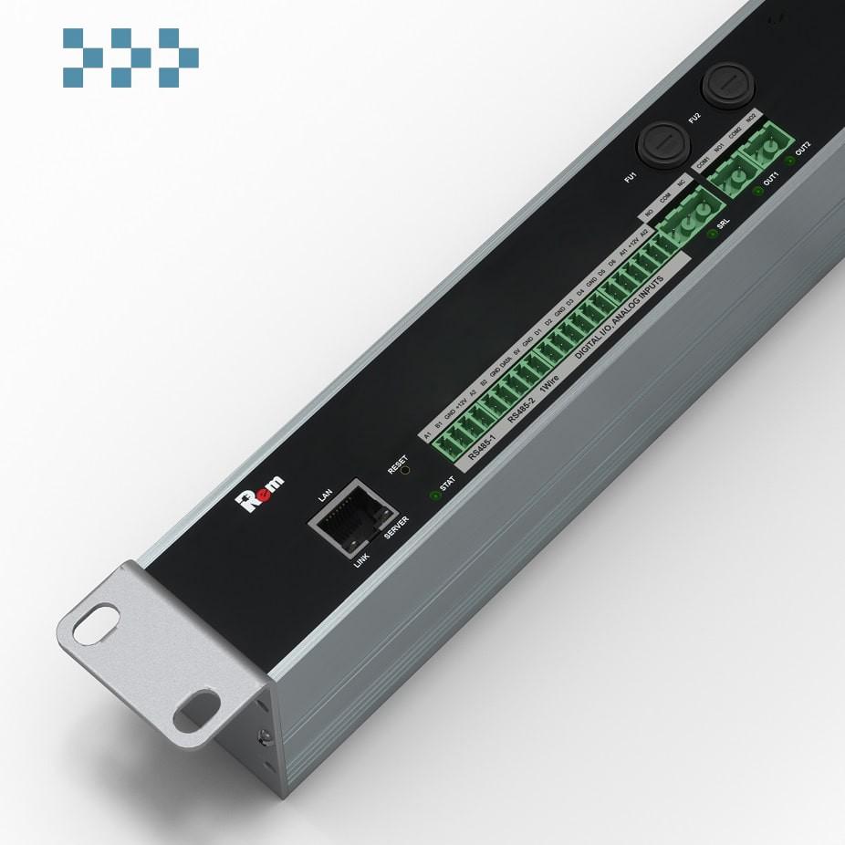 Контроллер Rem-MC1 удалённого управления и мониторинга R-MC2-220-1.8