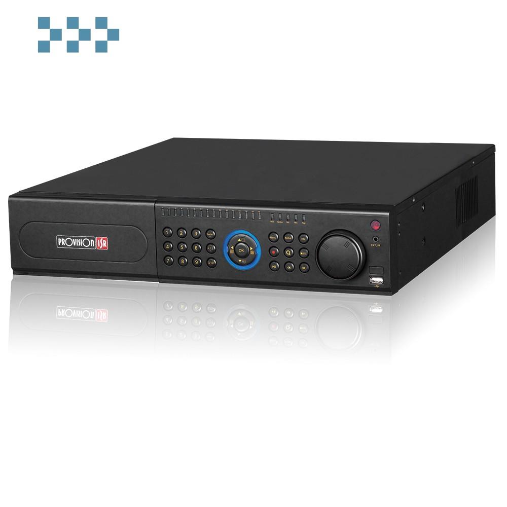 Сетевой видеорегистратор Provision-ISR NVR8-641600R(2U)