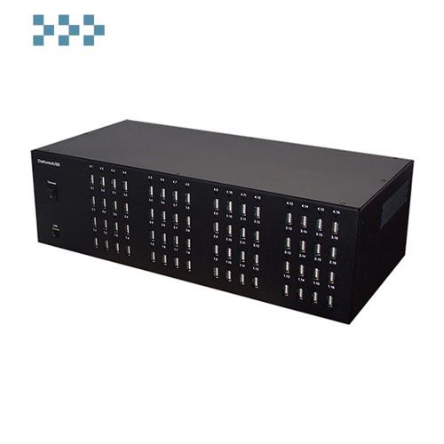 Управляемый USB over IP концентратор с 64 портами USB DistKontrolUSB-64