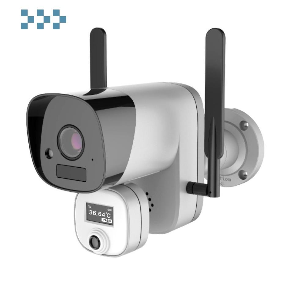 Wi-Fi камера с функцией контроля температуры тела ZKTeco ZN-T3