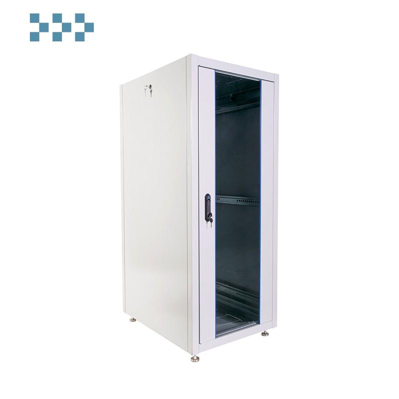 Шкаф телекоммуникационный напольный ЭКОНОМ 30U (600 × 800) ШТК-Э-30.6.8-13АА