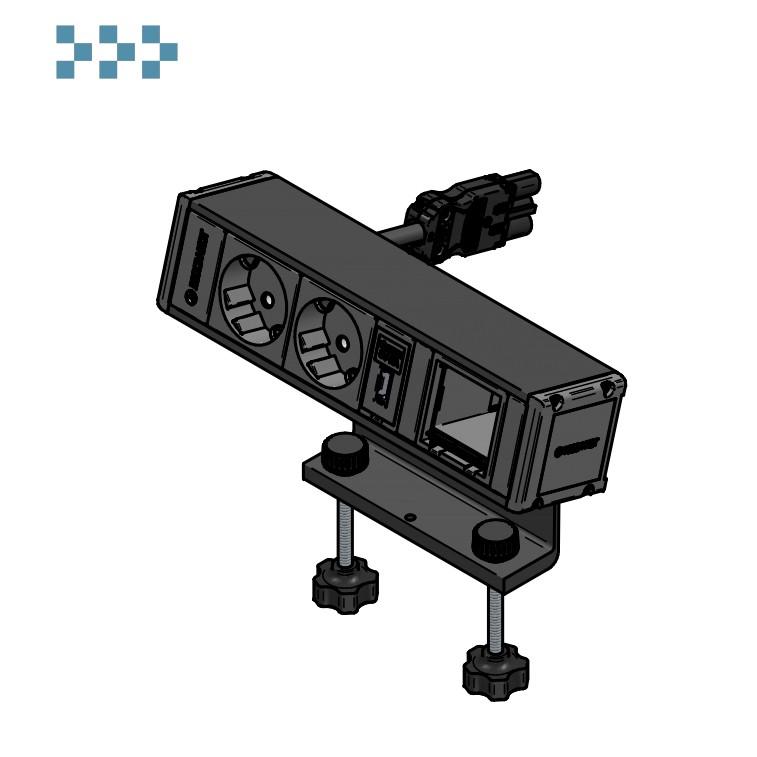 Розеточный блок CUBO IB Connect 33206152-3