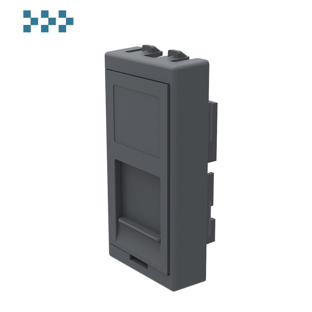 Модуль 1RJ45, 45х22,5 IB Connect 91113012-3