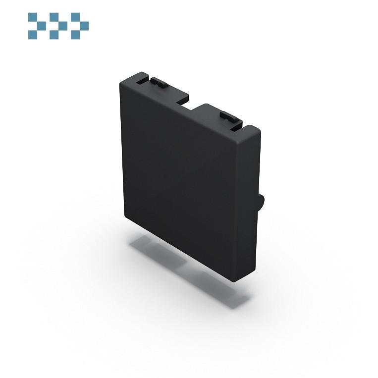 Заглушка 45х45 серая IB Connect 91113013-3