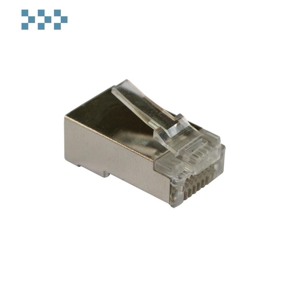 Коннектор RJ45 тип EZ LANMASTER LAN-EZ45-8P8C/S5E-100