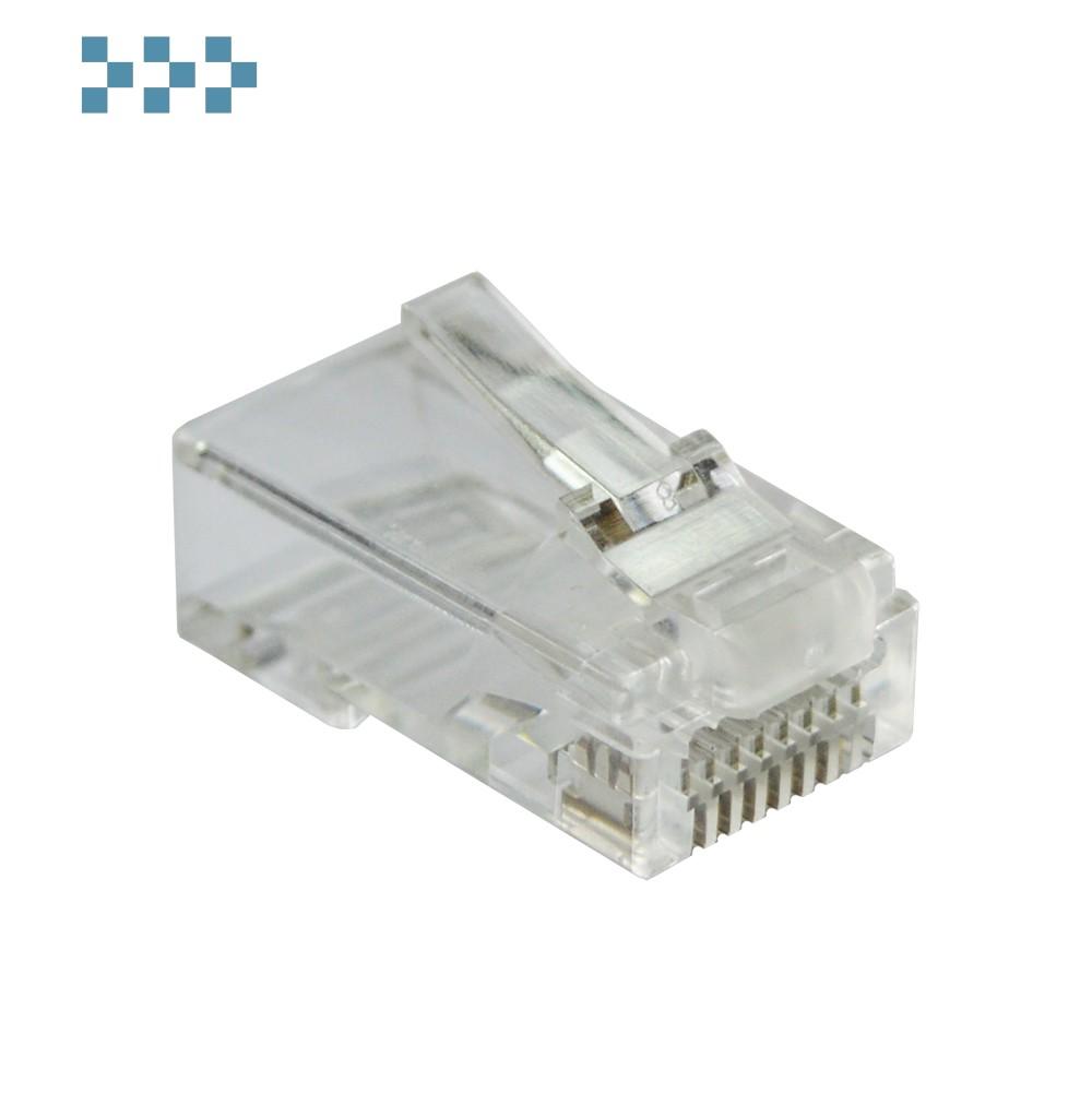 Коннектор RJ45 тип EZ LANMASTER LAN-EZ45-8P8C/U6-100