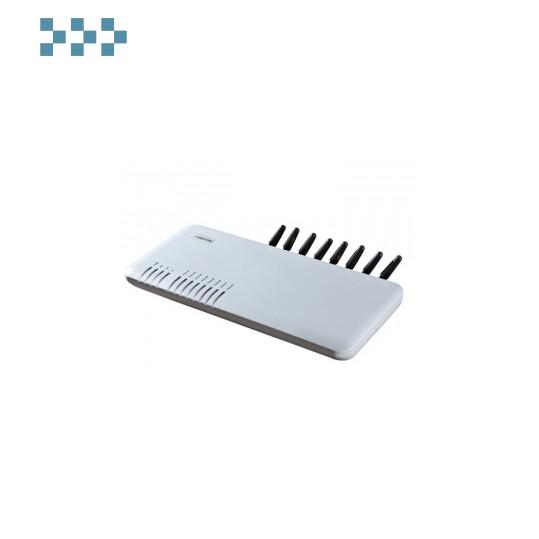 8-канальный VOIP-GSM шлюз Grandstream Goip-8