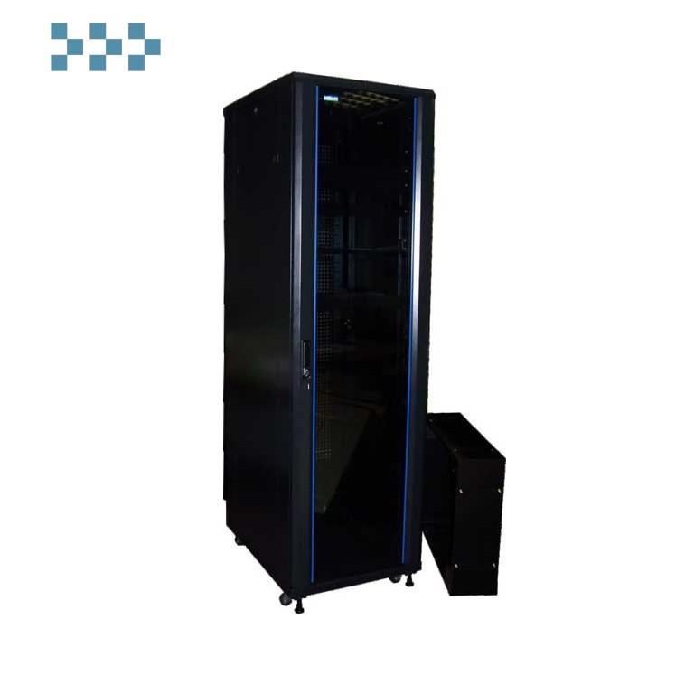 Шкаф укомплектованный TWT 19″ серии Business TWT-CBB-47U-8×10-G1