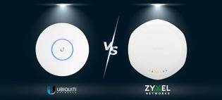 Сравнительный тест Zyxel NWA1123-AC PRO и Ubiquiti UniFi AP AC PRO