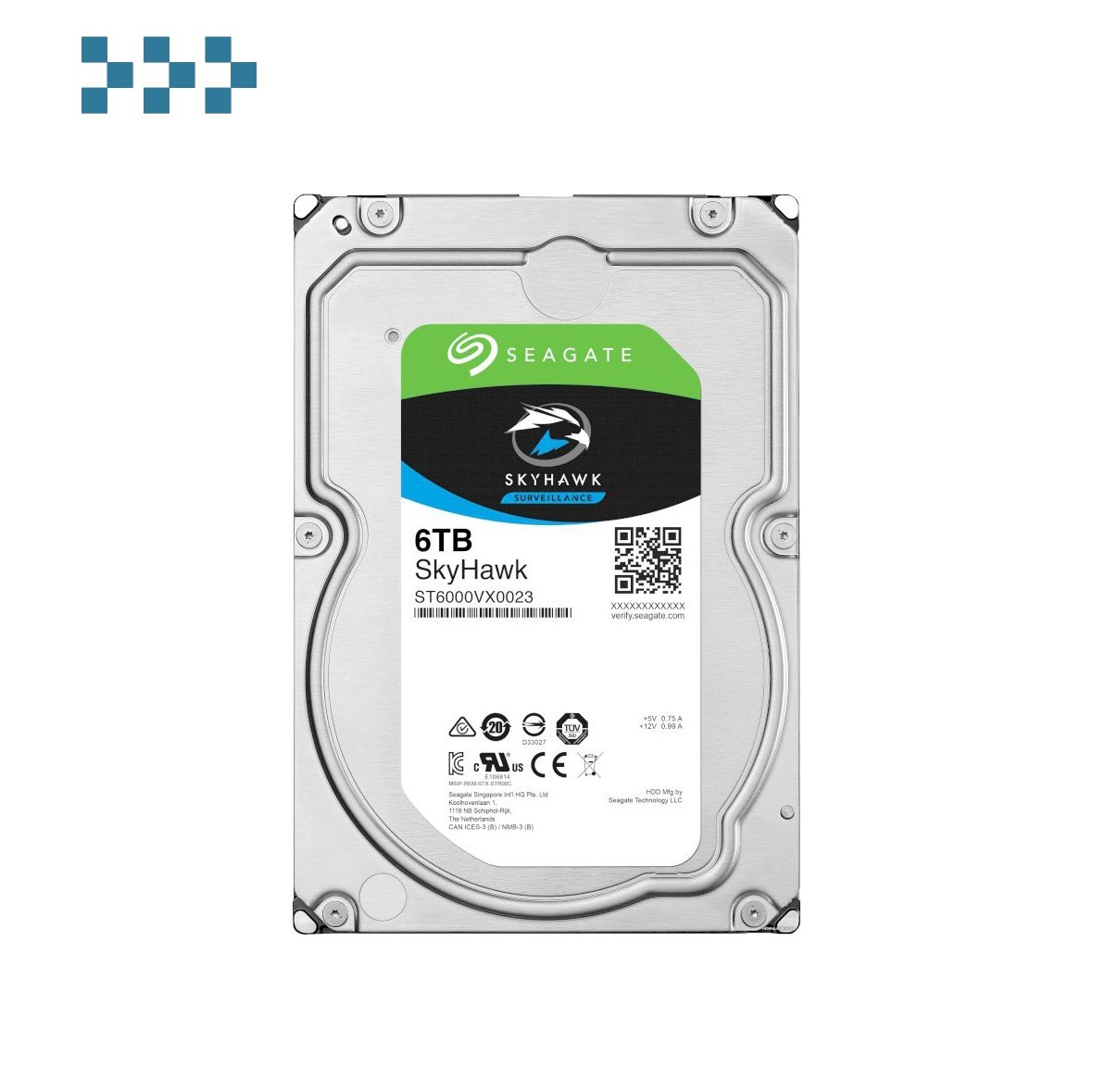 Жесткий диск Seagate ST6000VX0003