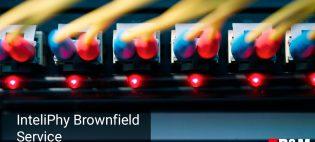 R&M представляет InteliPhy Brownfield Service для патч-панелей стороннего производителя