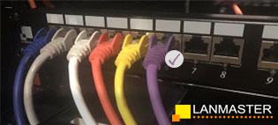 Еще один цвет оболочки медножильных патч-кордов LANMASTER