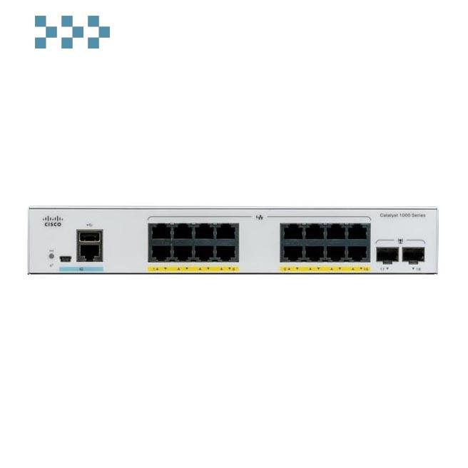 Коммутатор Cisco C1000-16T-E-2G-L