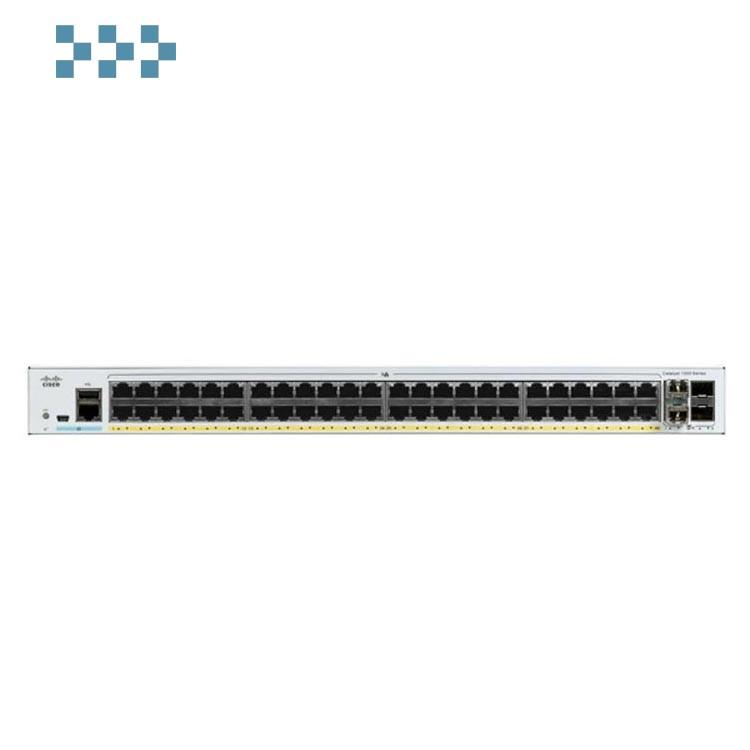 Коммутатор Cisco C1000-48FP-4X-L