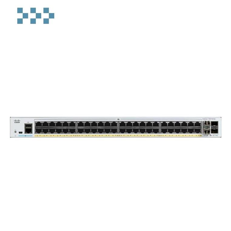 Коммутатор Cisco C1000-48P-4X-L