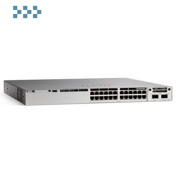 Коммутатор Cisco Catalyst C9200-24P