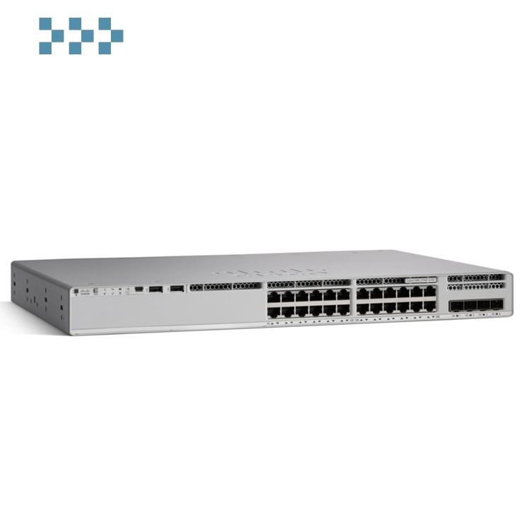 Коммутатор Cisco Catalyst C9200-24T