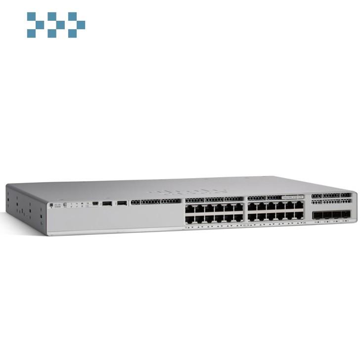 Коммутатор Cisco Catalyst C9200L-24P-4G