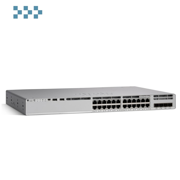 Коммутатор Cisco Catalyst C9200L-24PXG-4X