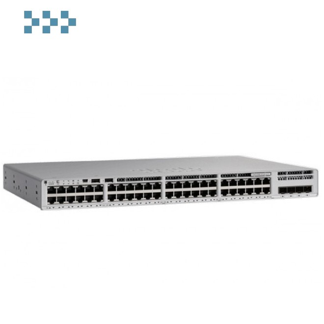 Коммутатор Cisco Catalyst C9200L-48P-4G