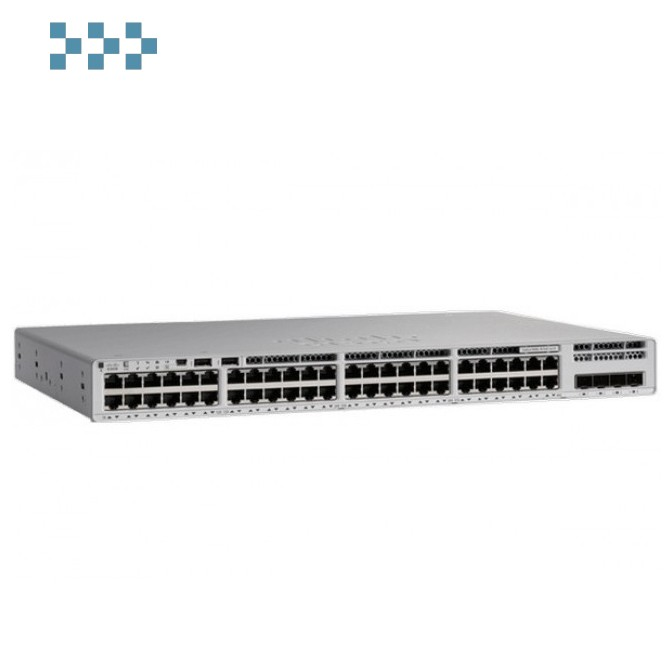 Коммутатор Cisco Catalyst C9200L-48P-4X