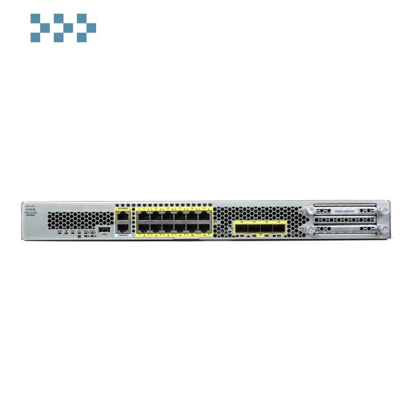 Межсетевой экран Cisco FPR-2120