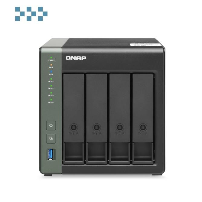 Сетевой RAID-накопитель QNAP TS-431X3-4G