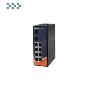Промышленный PoE коммутатор ORing IGPS-1082GP-24V
