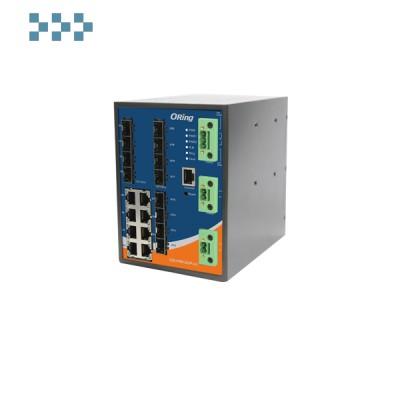 Промышленный коммутатор ORing IGS-P9812GP-LV
