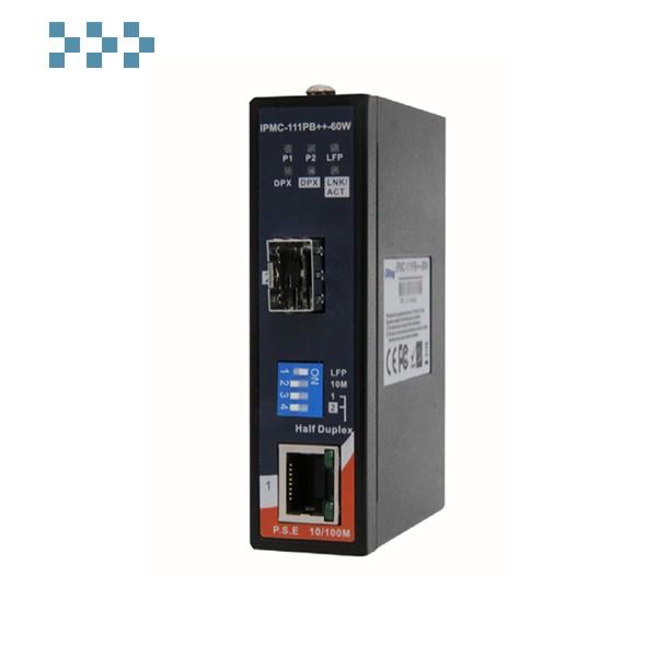 Промышленный медиаконвертер ORing IPMC-111PB++-60W