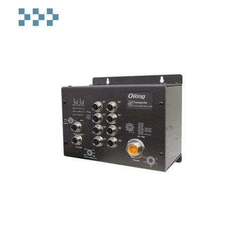 Промышленный коммутатор ORing TGPS-9080-M12A-MV