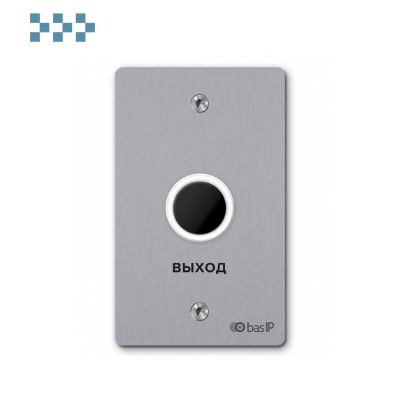 Бесконтактная кнопка выхода BAS-IP SH-45TR SILVER