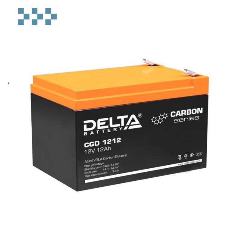 Аккумуляторная батарея DELTA CGD 1212
