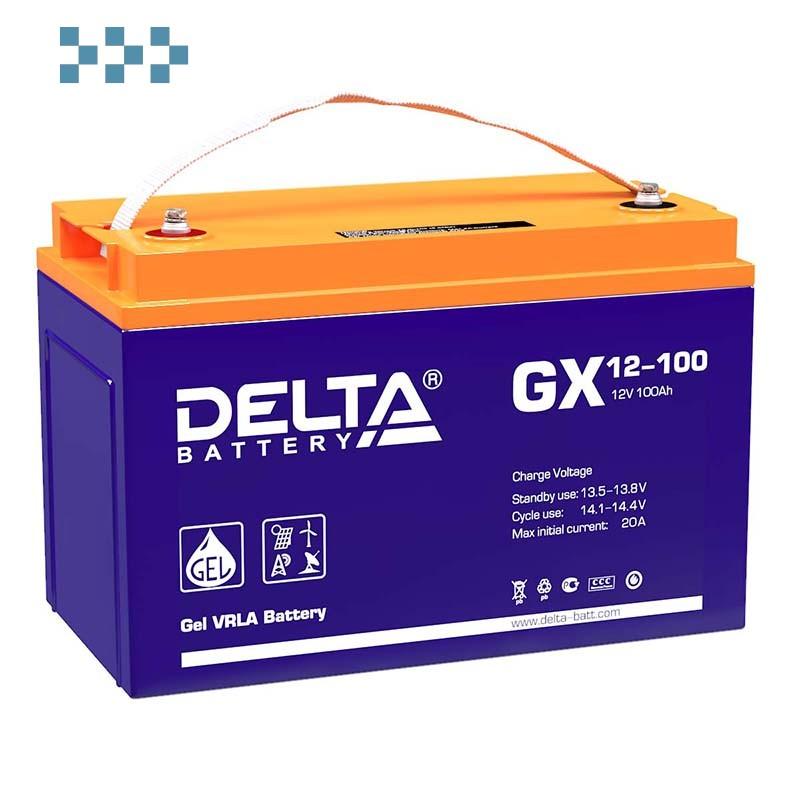 Аккумуляторная батарея DELTA GX 12-100