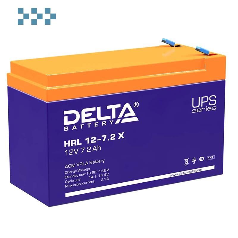 Аккумуляторная батарея DELTA HRL12-7,2 Х